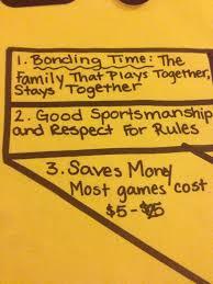 Game Board Inspired Bulletin Idea