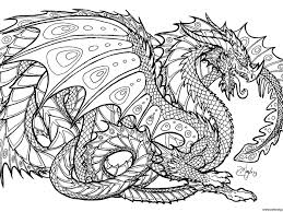 Fire Breathing Dragon Coloring Pages For Adults 1 Z Eye Page Free Printable Animals Chinese Color Within