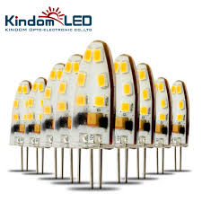 kindomled 10pcs g4 led l 12 volt led light bulbs ac dc 1w 3w