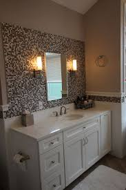 Bathroom Mosaic Mirror Tiles by 49 Best Tile Work By Ghs Images On Pinterest Mosaic Tiles White