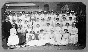 100 Lambeth Hospital General Lying In York Road Hospital Staff