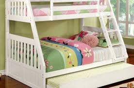futon Queen Size Bunk Bed With Desk Twin Over Full Bunk Bed