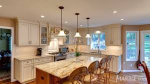 top 5 kitchen countertop choices for white cabinets