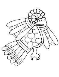 Quail Coloring Page Printable