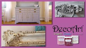 Americana Decor Chalky Finish Paint Introduction
