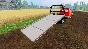 100 Gmc C4500 Truck GMC Tow Truck For Farming Simulator 2015