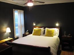 Rustic Master Bedroom Ideas by Rustic Dark Wooden Bed Frame Charcoal Grey Master Bedroom