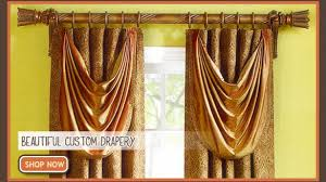 Kohls Traverse Curtain Rods by Brilliant Kirsch Triple Curtain Rod Swags Galore Drapery Hardware