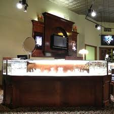Custom Made Jewelry Store Wallunit And Display Cases