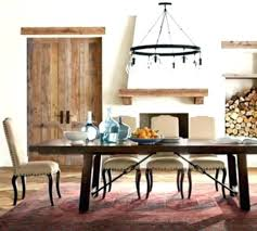Pottery Barn Dining Rooms Room Table