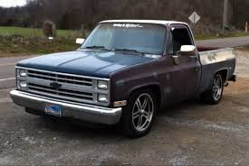 5.3L Swapped '84 C10 Chevy Pickup Stolen In Alabama - Chevy Hardcore Chevrolet C10 For Sale Hemmings Motor News 1961 Chevy Pick Up Truck Restomod For Trucks Just Pin By Lkin On Nation Pinterest Classic Chevy 1966 Gateway Cars 5087 Read All About This Fully Stored 1968 Pickup Truck Rides Magazine 1972 On Second Thought Hot Rod Network 1967 Stepside Chevy C10 Making The Most Of Life In A Speedhunters 1984 14yearold Creates His Own