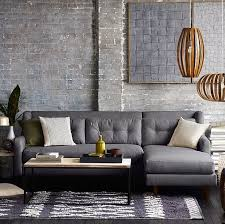 West Elm Bliss Sofa Bed by Well Priced Sectionals For The Holidays Havanahyde