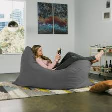 Jaxx Pillow Sak - 5 Foot Bean Bag Chair - Comfy Bean Bag Chairs Iron Clouds The Better Bean Bag Purple Papasan Faux Fur Inflatable Technology Accelerator Lab Vangard Concept Offices Best Bean Bag Chairs Ldon Evening Standard 6 Tips On How To Clean A Chair Overstockcom 2 Seater Gery Sofa Designer Couch Grey Fabric Styling As Told By Michelle Top 10 Chairs Recommended Experts Arat Comfortable Chair Pouf Adult Size Etsy Blog Sofas For Smart Modern Living Page Beanbag Large Flaghouse Mack Milo Armless Reviews Wayfair