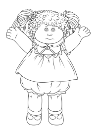 American Girl Doll Coloring Pages 25 Image Collections