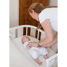 Nursery Beddings Bedside Baby Crib Plans In Conjunction With
