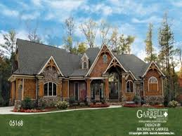 Rustic Ranch House Plans Craftsman Style