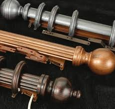 traditional curtain rods