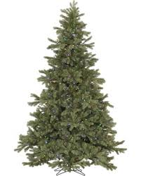 5 Ft Pre Lit Multicolor Christmas Tree by Spectacular Deal On 7 5 Ft Vickerman Frasier Fir Pre Lit