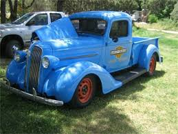100 1937 Plymouth Truck For Sale Pickup For ClassicCarscom CC1116969