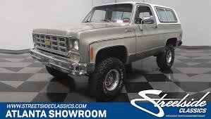 1976 Chevrolet K5 | Streetside Classics - The Nation's Trusted ...