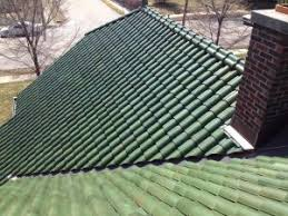 Ludowici Roof Tile Green by Tile Roofing Specialists In Chicago Ryan Restorations