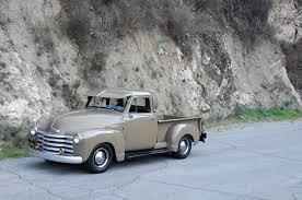 1951 Chevy Truck Sale California