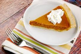 Splenda Easy Pumpkin Pie by Weight Watchers Pie Recipes