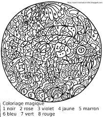 Coloriage Magique De Dauphin à Imprimer Laborde Yves