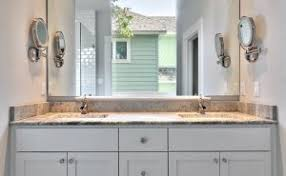 Bathroom Mirrors Ideas With Vanity Creative On Intended For Mirror