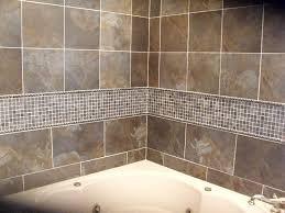 simple bathroom tub surrounds that look like tile 84 for adding