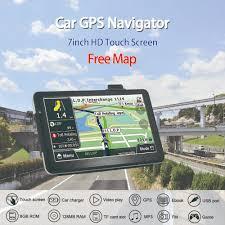 100 Gps Systems For Trucks US 401 33 OFFOriana 718 7 Inch GPS Navigation 8GB HD Screen Car Truck Sat Nav Navigator Europe Free Maps Russia Navitelin Vehicle GPS From