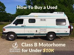 Get Into Vanlife For Under 10K