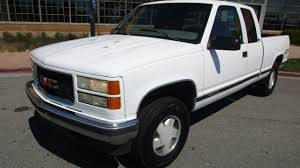 1996 White GMC Sierra 4x4 Walkaround - YouTube 1996 Gmc Jimmy 4dr For Sale In Garden City Id Stock S23604 Sierra 3500 Sle Flatbed Pickup Truck Item D4792 Sierra 1500 Image 10 Gmc Ac Compressor Beautiful New Pressor A C 1gtec14wxtz545060 Green C15 On Sale In 6000 Cab Chassis Truck For Auction Or Lease C1500 12 Ton Pu 2wd 50l Mfi Ohv 8cyl Repair 2500 Photos Specs News Radka Cars Blog Topkick Tpi Topkick Salvage Hudson Co 29869 Zebulon Johns Whewell C7000