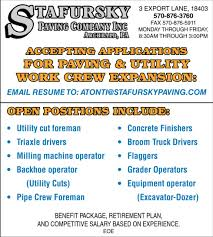 Utility Cut Foreman, Paver Operator, Roller Operator, Triaxle ... Redimix Concrete Dallasfort Worth Employment Driving The Mack Granite Mhd With 2017 Power Truck News Perfect Ideas Driver Resume Job Samples Lovely Sample Uber Truck Driver Duties Ready Mix Recruitment Agency Concrete Class B Cover Letter Inspirationa Mixer Cat Site Machine Cement Redlily For Objective With Ready Mixed The Miller Group Victims Names Released In La Vista Cement Crash Of Experience Awesome Image 30 No Free Templates Gallery Eddie Stobart