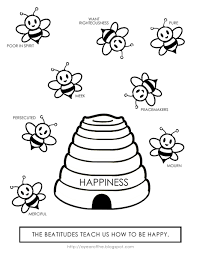Best Beatitudes Coloring Pages 26 On Gallery Ideas With
