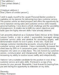 Career Change Covering Letter Sample