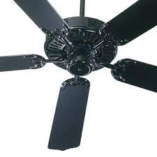 ceiling fan painting ceiling fan blades black click image twice