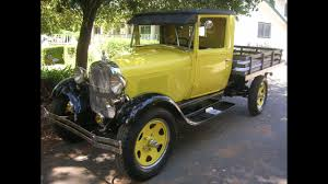 100 1928 Ford Truck Model AA Flat Bed A Great Old Henry YouTube