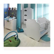 chambre bébé nuage chambre bébé complète blanc design