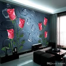 großhandel waterdrop wandbild tv hintergrund wand moderne tapete wohnzimmer schlafzimmer sofa vlies tapete wallpaper feifan66 23 07