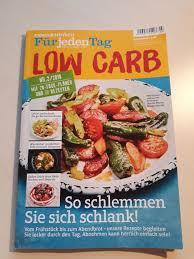low carb für jeden tag kaufen auf ricardo