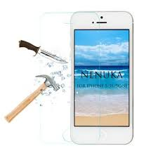 iPhone 5G Explosion Proof Front Premium Tempered Glass Screen