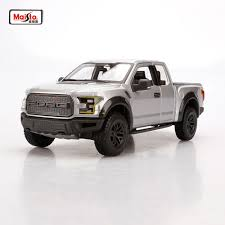 100 Diecast Truck Models Kids Toys Pickup Trucks Toy Car Models Maisto 124 Alloy Car