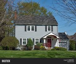 100 Picture Of Two Story House Plain Image Photo Free Trial Bigstock