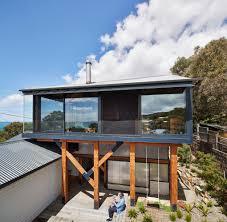 100 Beach Shack Designs Timberbox Addition Brings Ocean Views To A Victorian Beach