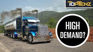 Interesting And Surprising Facts About The Trucking Industry - YouTube Cadian Trucking Outdistances Usa Emsi Txdot Research Library Cost Of Cgestion To The Industry Revenue Topped 700 Billion In 2017 Ata Report Americas Foodtruck Industry Is Growing Rapidly Despite Roadblocks How Eld Mandate Affected Visually The Atlanta Information 13 Solid Stats About Driving A Semitruck For Living Future Uberatg Medium Interesting Facts About Truck Every Otr And Cdl Trends 2018 Cr England Transportation Canada 2016 Transport