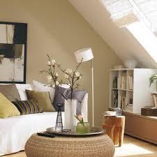wohnzimmer mit dachschrä gestalten wunderweib
