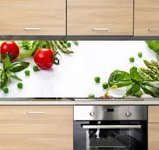 spritzschutz herd küchenrückwand fliesenspiegel acrylglas
