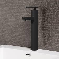 wasserhahn denver xl matt schwarz waschtisch armatur waschtischarmatur waschbecken waschbeckenarmatur badezimmer badarmatur