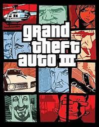 si e auto 3 ans grand theft auto iii